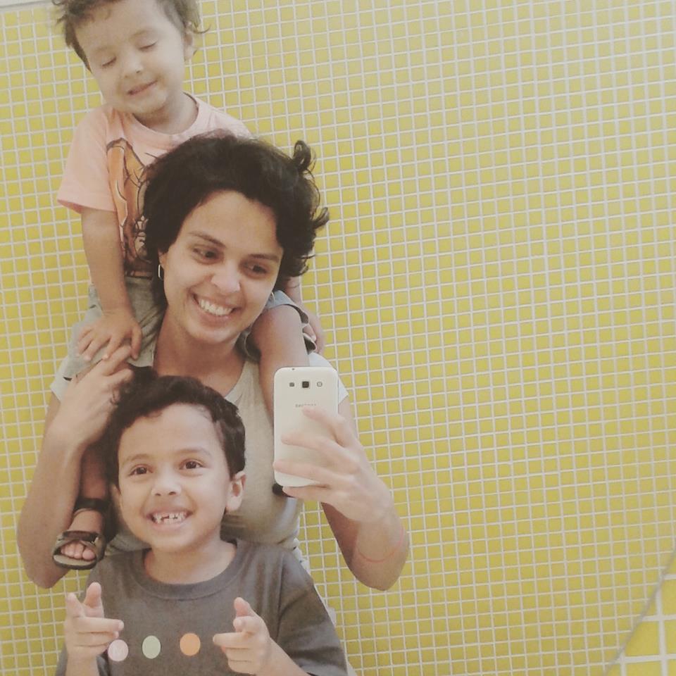 Maternidade insana: A história do meu cabelo e da minha auto-estima