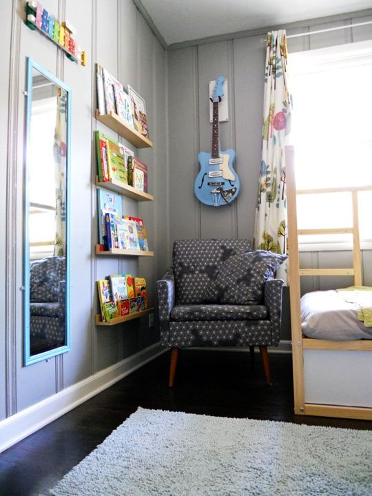 quarto infantil guitar