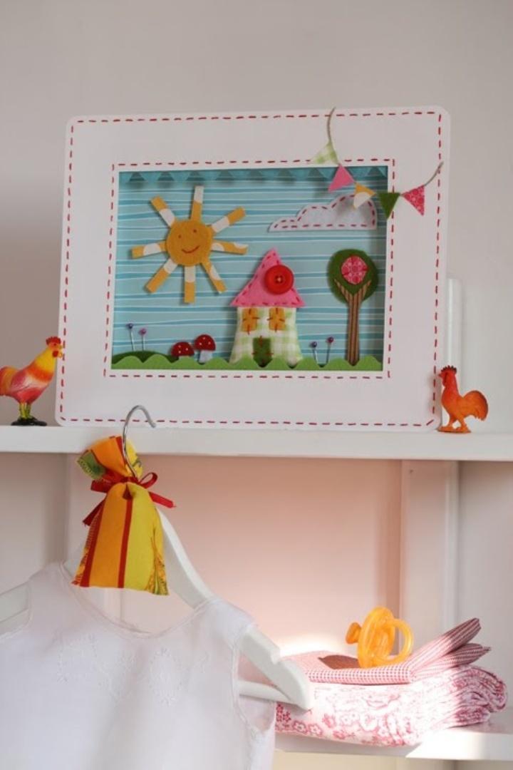 Aparador Cozinha ~ 10 ideias de quadros para quarto infantil