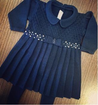 saída-maternidade-vestido-azul