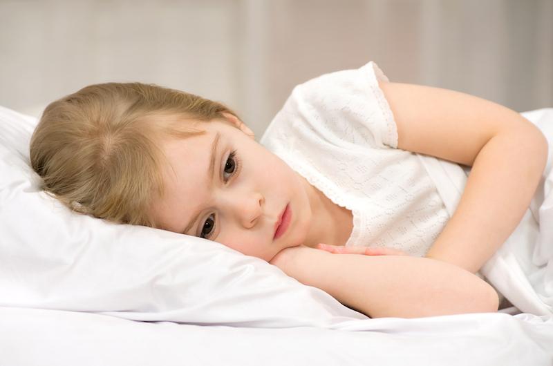 Distúrbios do sono crianças