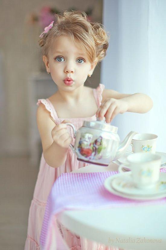 Festa infantil: O legítimo chá de bonecas