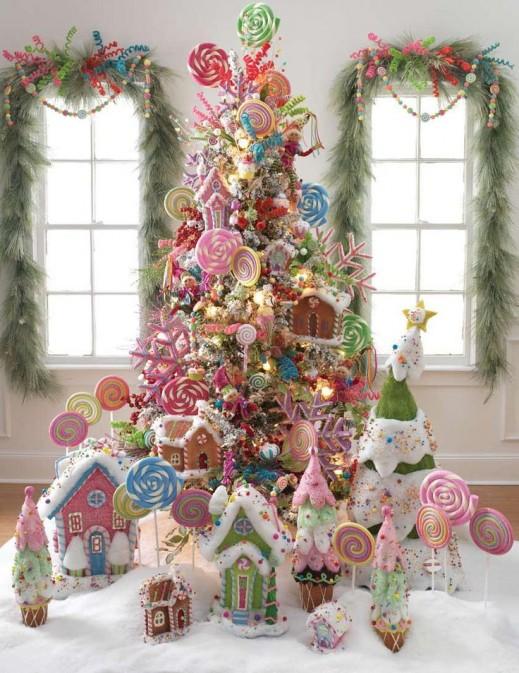 Inpire-se nas decorações COM e SEM árvore de natal!