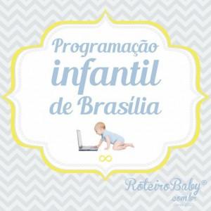 Programação infantil de Brasília – 28 e 29/11