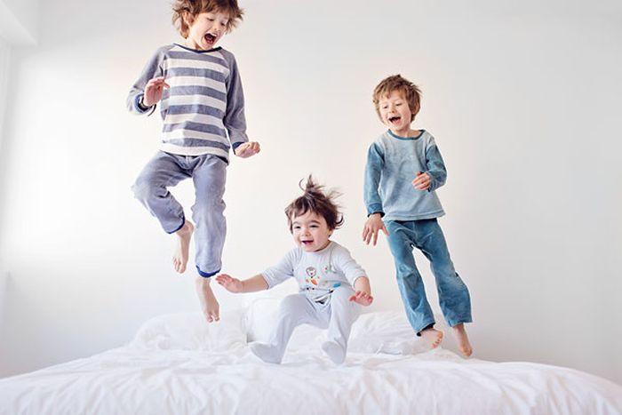 Como ter espaço em quarto infantil com mais de uma criança