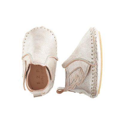 Tamanho EUA x Tamanho Brasil para calçados de bebês