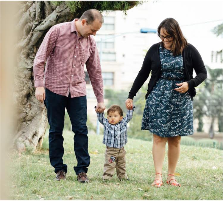 Entrevista com Juliana Dalmann, mamãe do João