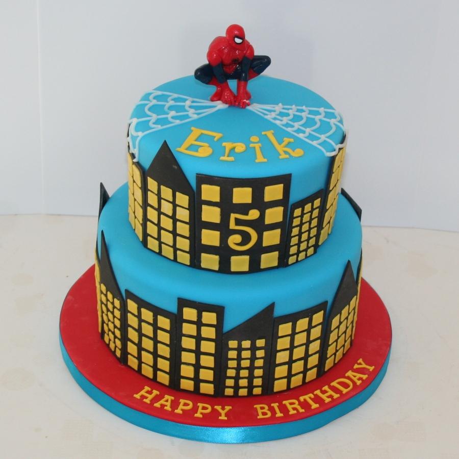 Spongebob Happy Birthday Cake Images