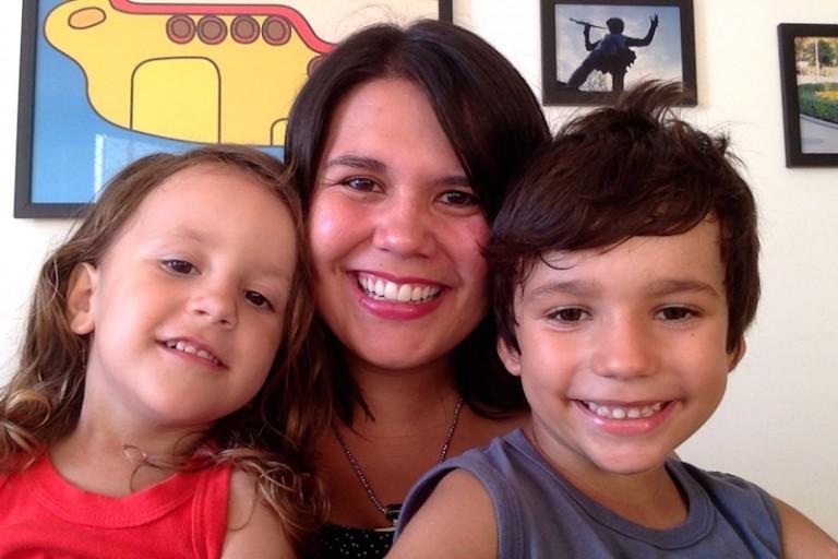 Entrevista com  a mamãe Ananda Etges do Projeto de Mãe