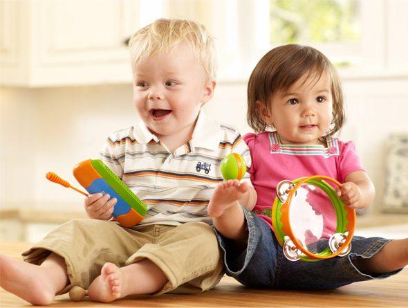 Musicalização Infantil – porque introduzir seu filho na música desde cedo