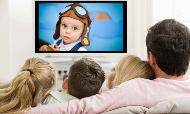 Como ter um vídeo com as fotos dos seus filhos de forma fácil?
