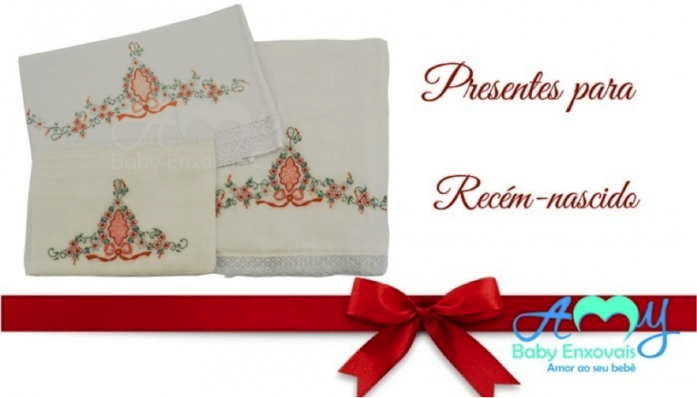 Dicas de presentes para recém-nascidos – Acerte na escolha!