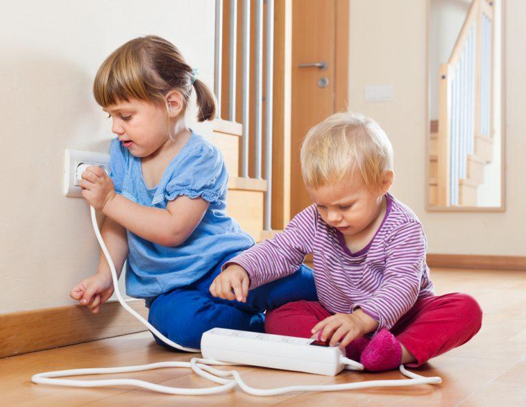 Período de férias escolares aumenta em 25% o número de acidentes domésticos com crianças