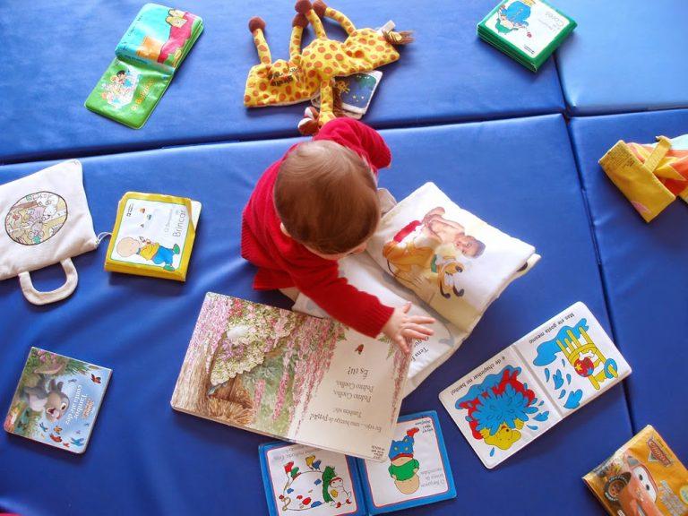 Porque ler para os bebês é tão importante?!