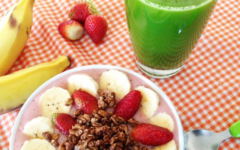 3 sugestões para cardápios de café da manhã infantil