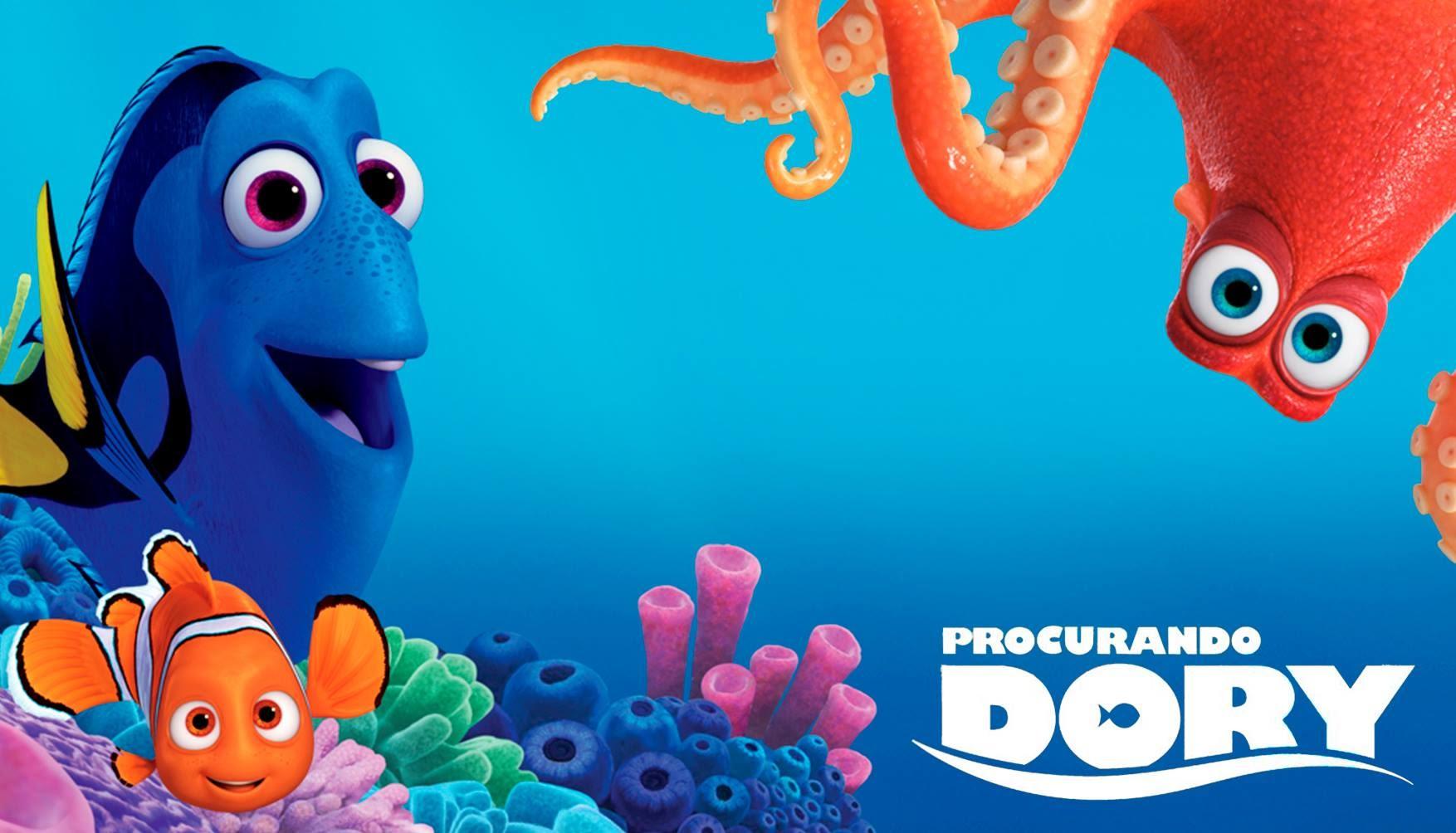 Procurando Dory - A primeira ida ao cinema da Isabela com 3 anos