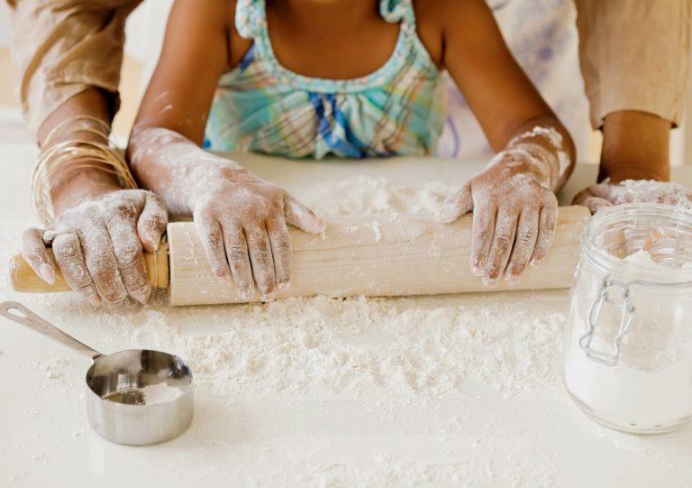 Cozinha também é lugar de criança!
