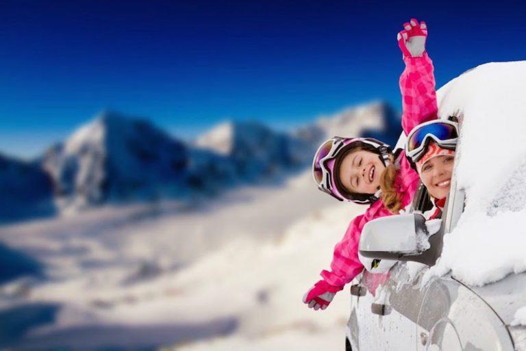 Cinco itens que não podem faltar na viagem de inverno das crianças