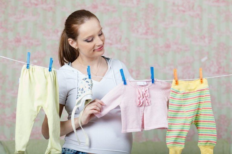 Enxoval do bebê – roupas que vou precisar no primeiro ano do bebê