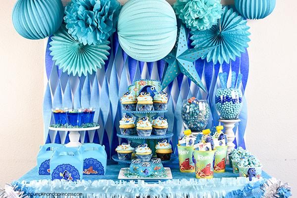 festa-infantil-dory-mesa-azul