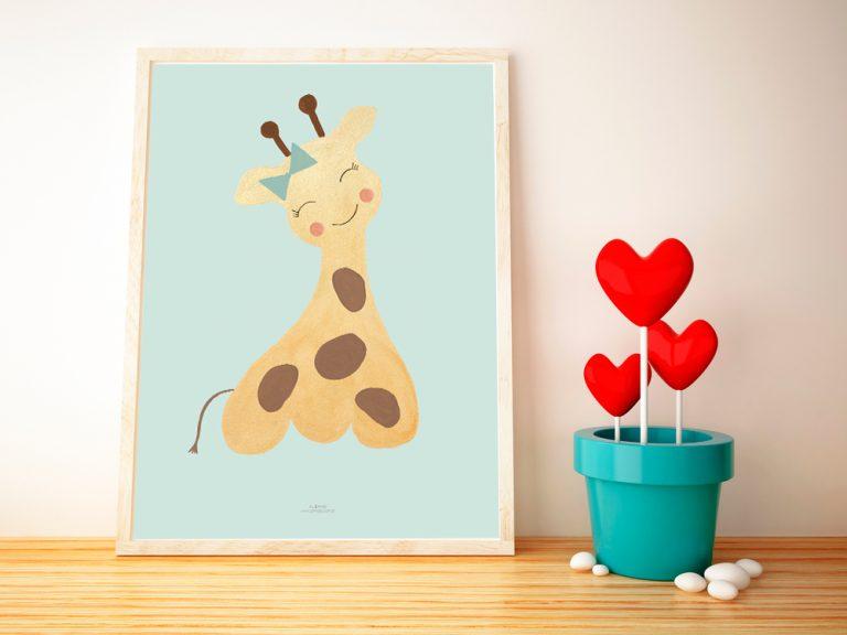 Quarto de bebê – ideias de decoração com posters