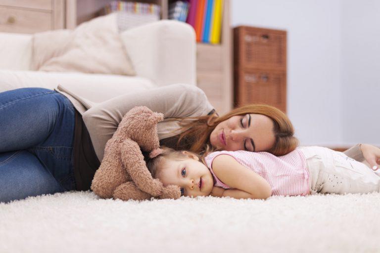 Uma carta para uma mãe exausta