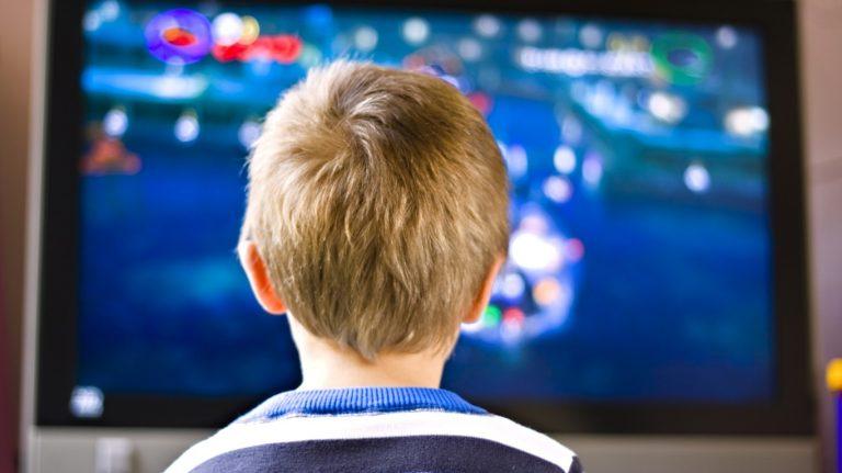 Sedentarismo cresce entre crianças e adolescentes