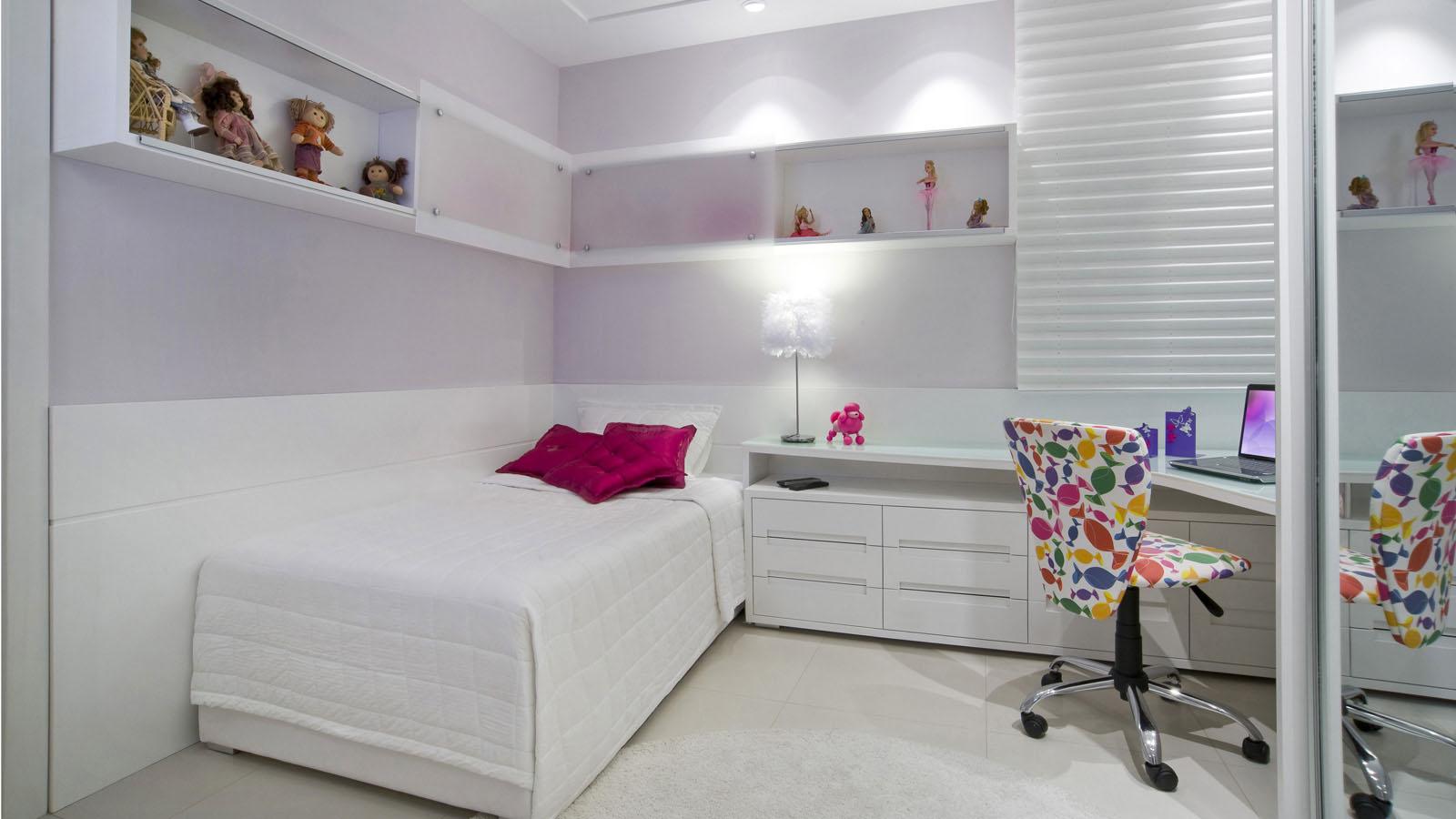 12 quartos de meninas LINDOS e CLEAN para bebês e crianças