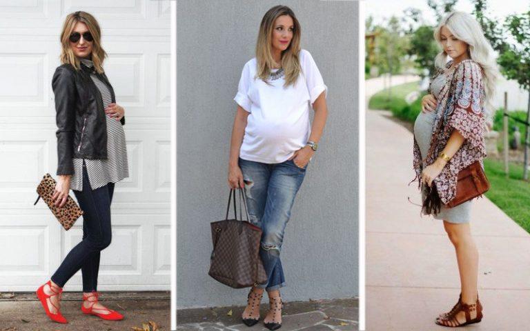 Quais as roupas essenciais para usar durante a gravidez?