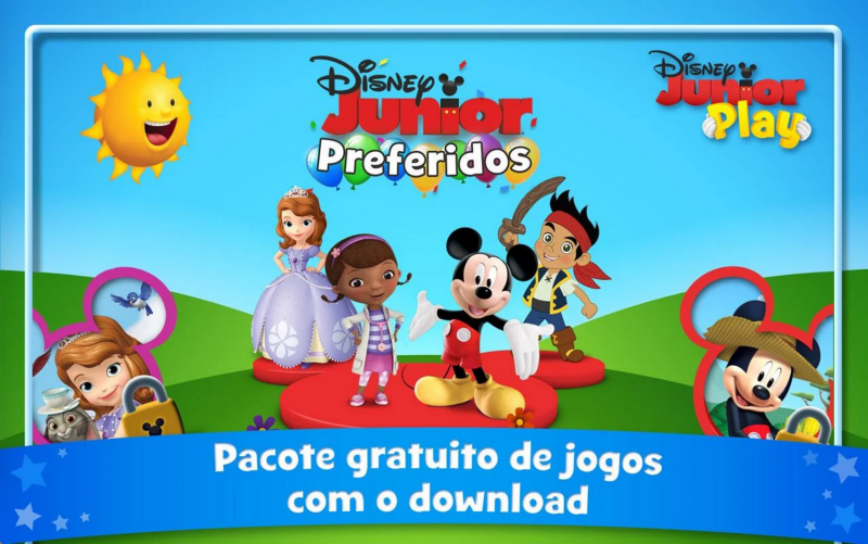 app-para-criancas-disney-junior