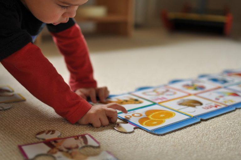 Como escolher brinquedos para crianças de 1 – 3 anos?