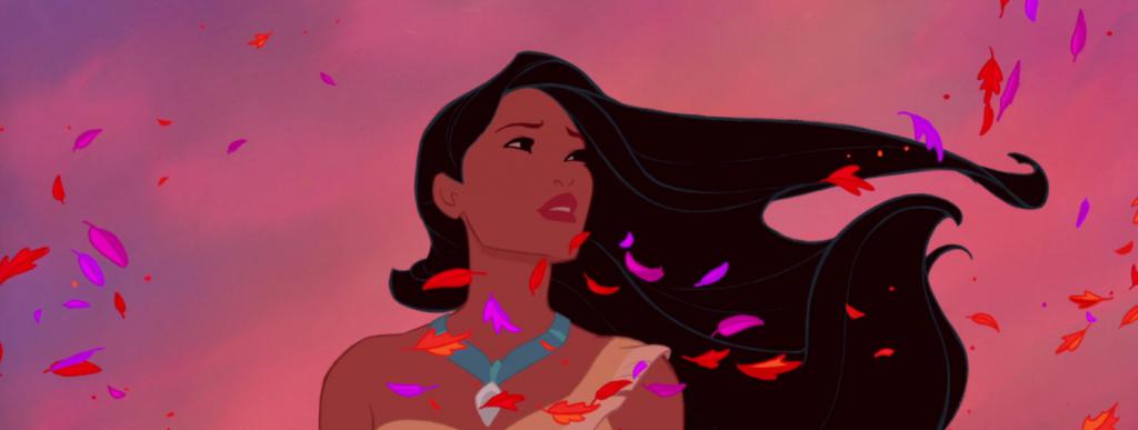 Filmes de Princesas - Pocahontas