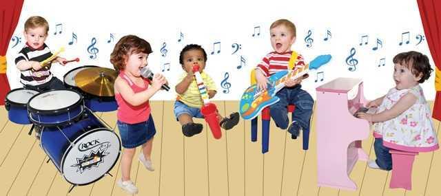 Cantando e dançando, a criança aprende muito mais!