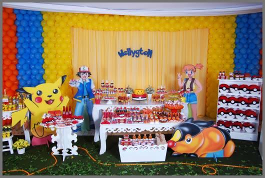 decoracao-festa-infantil-pokemon