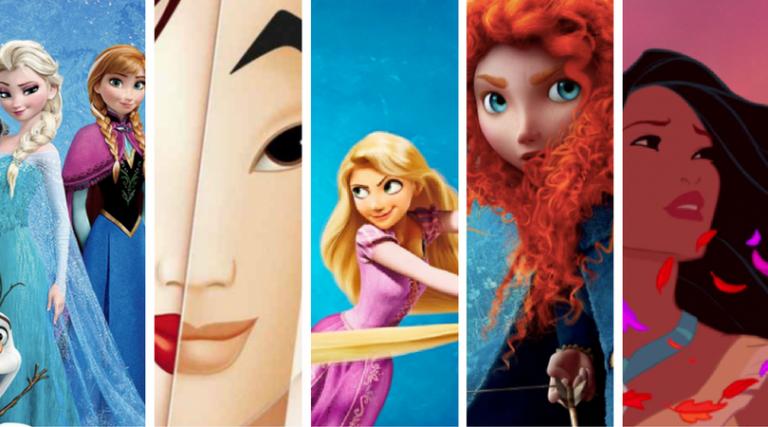 5 Melhores filmes de princesas para crianças