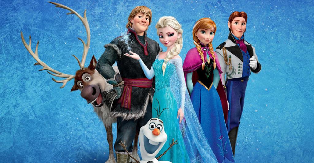 Filmes de Princesas - Frozen