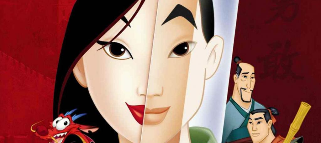 Filmes de Princesas - Mulan
