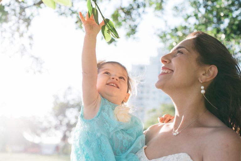 Semana da Gratidão – atividades com uma criança de 1 ano e meio