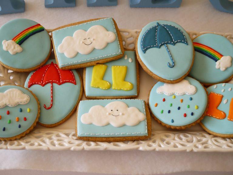 Chá de Bebê: Confira Estes Lindos Biscoitos Decorados!