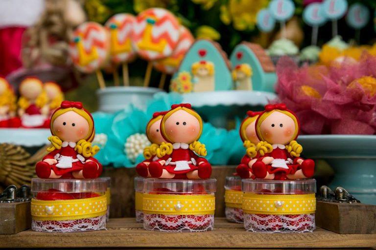 Festa Infantil Cachinhos Dourados – ideias de decoração
