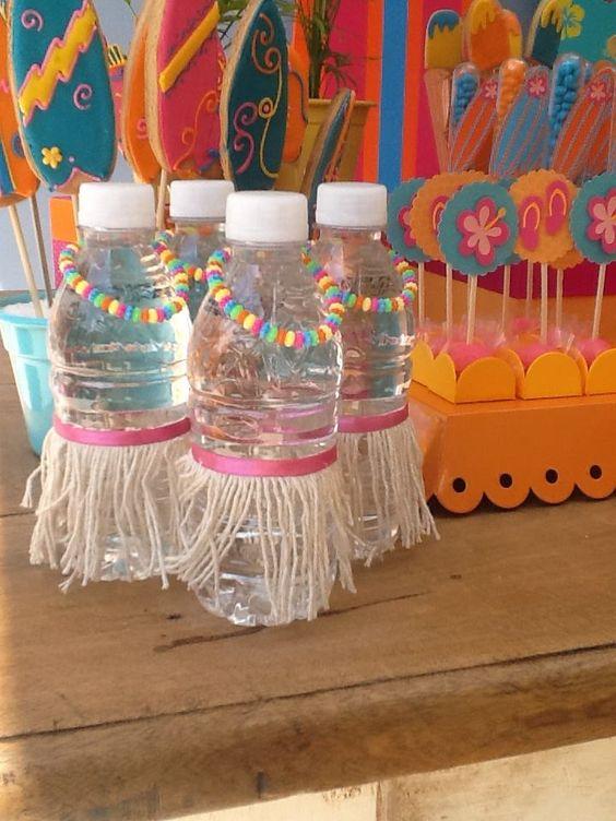 Festa infantil do momento tema moana em 7 lindas ideias - Casa del agua cumpleanos ...
