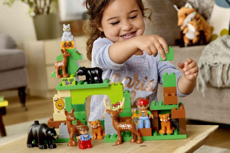 Lego Duplo para crianças de até 5 anos – o que ele tem de bom?