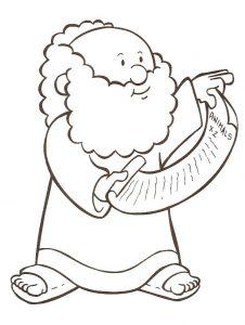 Atividades Infantis Arca De Noe Obediencia