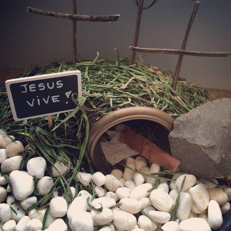 A Semana da Páscoa – ensinamentos e atividades
