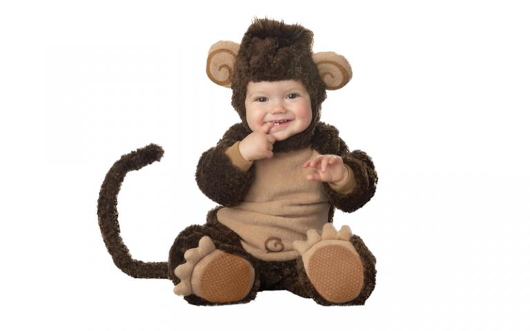 Filho não é macaco de circo