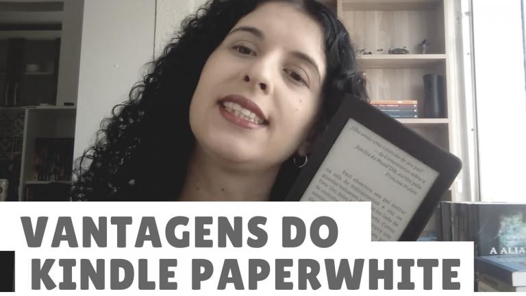 De mãe para mãe: Vantagens de ter um Kindle Paperwhite