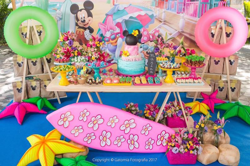 festa-infantil-Pool Party