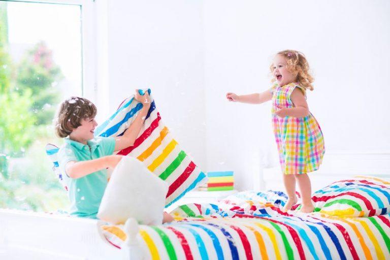 Como transformar o quarto de bebê em quarto infantil sem descartar todos os móveis?