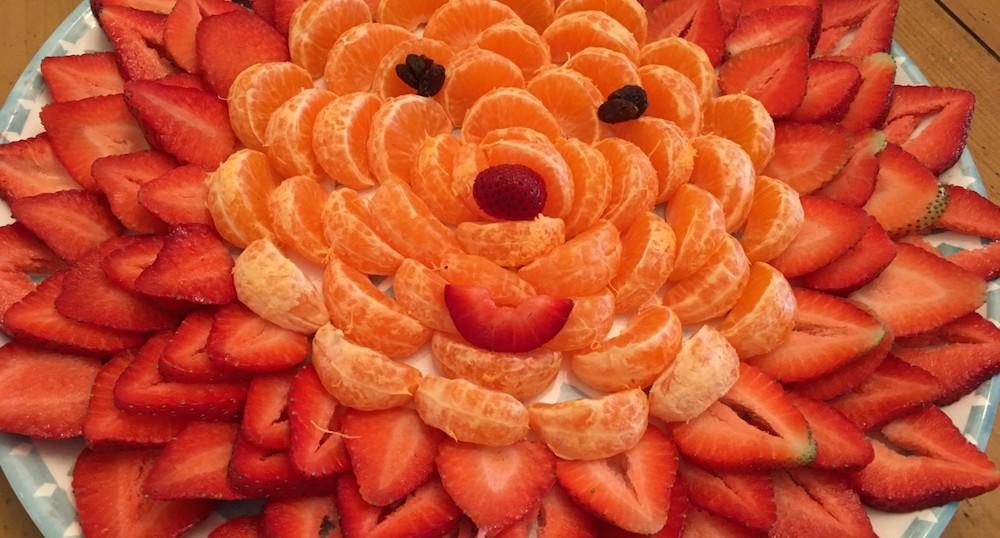 pratos-divertidos-O Rei das Selvas - Gourmet Jr