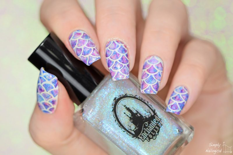 unhas-decoradas-sereia-Mermaid